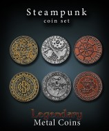 Legendary Coins, Steampunk