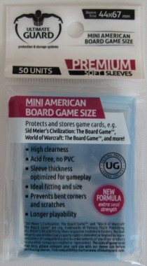 Ultimate Guard, 44x67mm, Premium