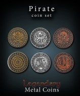 Legendary Coins, Piraten