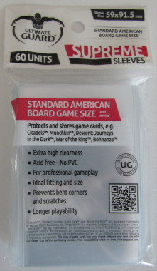 Ultimate Guard, 59x91.5mm, Supreme