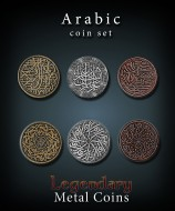 Legendary Coins, Arabien