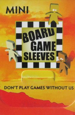 Board Game Sleeves, 41x63mm