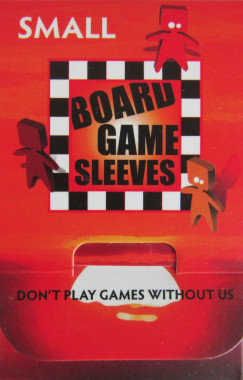 Board Game Sleeves, 44x68m