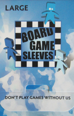 Board Game Sleeves, 59x92mm