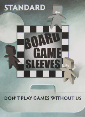 Board Game Sleeves, 63x88mm