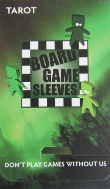 Board Game Sleeves, 70x120mm