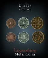 Legendary Coins, Units